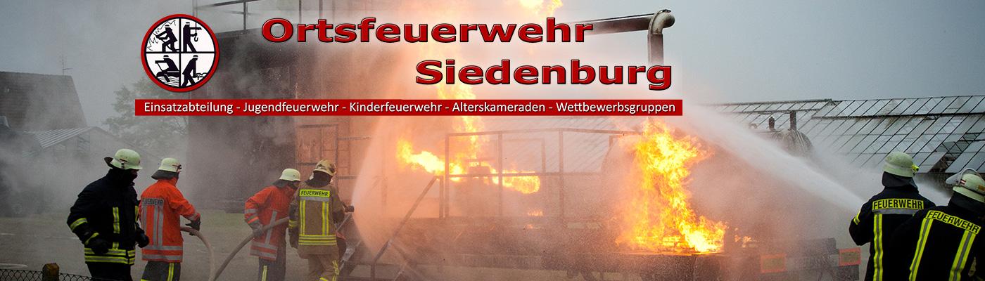 Ortsfeuerwehr Siedenburg